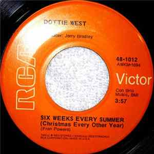 Dottie West - Six Weeks Every Summer (Christmas Every Other Year) Full Album