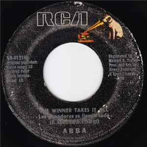 ABBA - The Winner Takes It All = Los Ganadores Se Llevan Todo Full Album