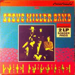 Steve Miller Band - Children Of The Future / Living In The U.S.A. Full Album