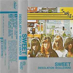 Sweet - Desolation Boulevard Full Album