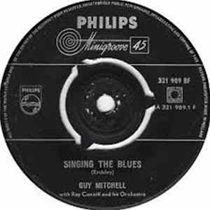 Guy Mitchell - Singing The Blues Full Album