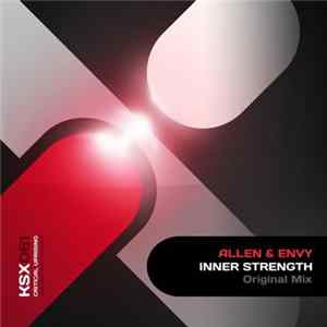 Allen & Envy - Inner Strength Full Album